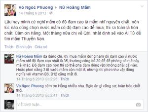Chi Vo Ngoc Phuong - Làm việc tại TP Đông Hà