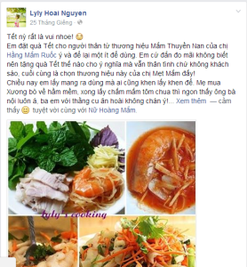 Chị Hoai Nguyen - Làm việc tại Master of Science (Agricultural Economics)