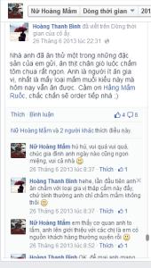 Anh Hoang Thanh Binh - Sống tại Hà Nội